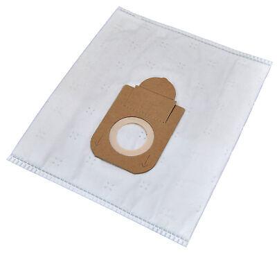 Silent Force Silent Force Extreme 30 sacchetti per aspirapolvere 5-strati di tessuto non tessuto adatto per Rowenta Silent Force Compact