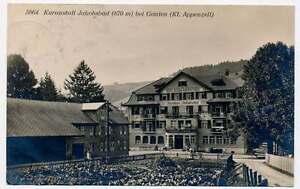 AK-SCHWEIZ-GONTEN-APPENZELL-Kuranstalt-Jakobsbad-18118