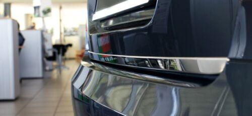 Heckklappe Leiste aus Edelstahl V2A Poliert für Kia Sportage III SL 10-15