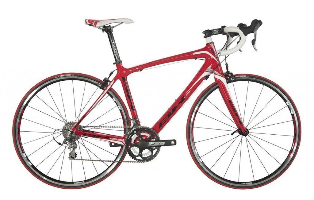 BH Prisma Carbon Fiber Road Bicycle XL 57 Tiagra Equipped 2014 Model