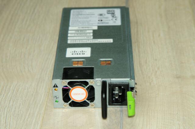 CIsco UCSC-PSU2-1200 80 Plus Platinum Hot Swap Redundant Power Supply for UCS