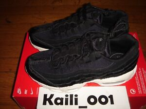 Details about Womens Nike Air Max 95 LX AA1103 001 Black Pony Hair B