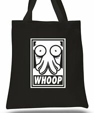 DOCTOR ZOIDBERG - WHOOP - TOTE SHOPPING BAG