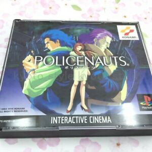 USED-PS1-PS-PlayStation-1-Policenauts-17656-JAPAN-IMPORT