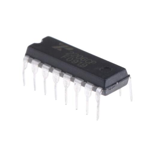 XR2206 Monolithischer Funktionsgenerator IC 16 PIN DIP XR2206CP HH