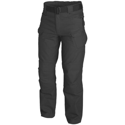 Helikon Utp Tactical Cargo Trousers Mens Pants Police Security Army Forces Black