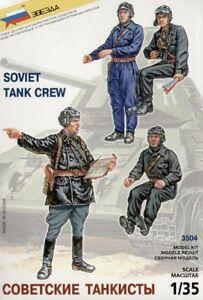 Zvezda-1-35-Sovietique-Equipage-De-Tank-3504