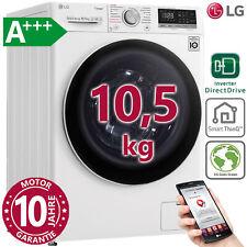 LG Waschmaschine A+++ 10,5 kg 1400 U/min Direktantrieb Frontlader Dampf Inverter