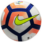 Nike 2016-17 PITCH LaLiga Soccer ball Football White/Orange SC2992-100 Size 5