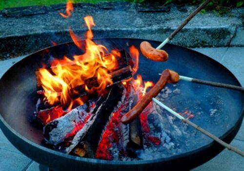 Feuerschale BASICkleiner Klöpperbodenmobil und preiswert