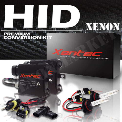 2001-2018 Toyota Prius HID Xenon Conversion KIT Headlight Hi//Low Fog Lights C V