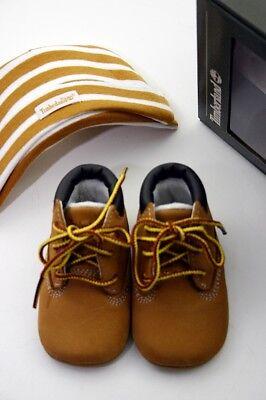 TIMBERLAND Baby Boots & Mütze Nubuk Leder Schuhe Stiefel in Gr.14 16 17 18 20 | eBay