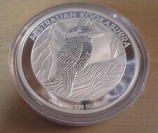 2014 Australian Kookaburra 10 Ounce .999 Silver Coin