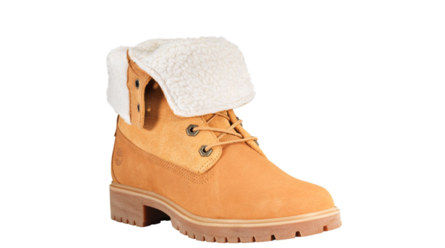 where to buy shop best deals on Women's Timberland Premium Auth Teddy Fleece Wheat Boots TB08329R ...
