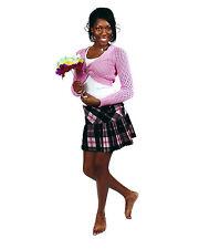 8X10 ORIGINAL COLOR PHOTO - 16 Yr. Old Teen Black Female Model  FREE SHIPPING