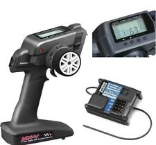 AIRTRONICS 90216 MX-V MXV 2.4GHz RADIO SYSTEM w/92625 3CH WATERPROOF RECEIVER