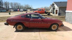 1977 Toyota Celica GT Liftback Project - Alberta Car