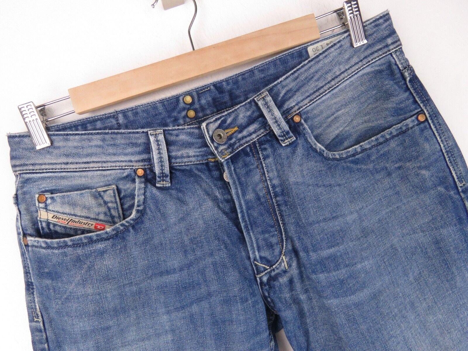 Rp1487 Diesel Jeans Original Hose Dnm Larkee Italien Gerade Vintage Größe 34 30    Ausgewählte Materialien    Charmantes Design    Schönes Design