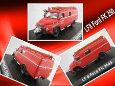 Ford FK 250 LF8  DeAgostini Ixo  1:72