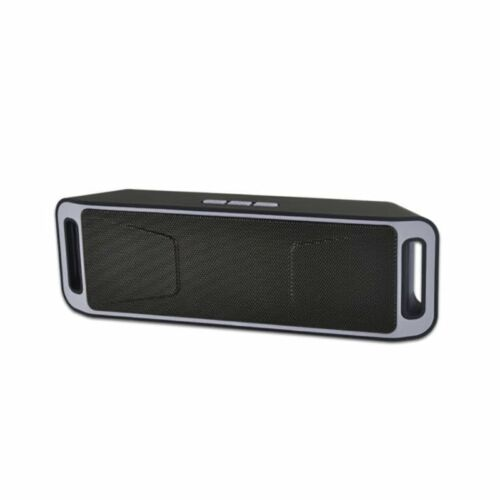 Wireless Bluetooth Speaker 4.1 Subwoofer Stereo Support Hifi FM TF USB US STOCK