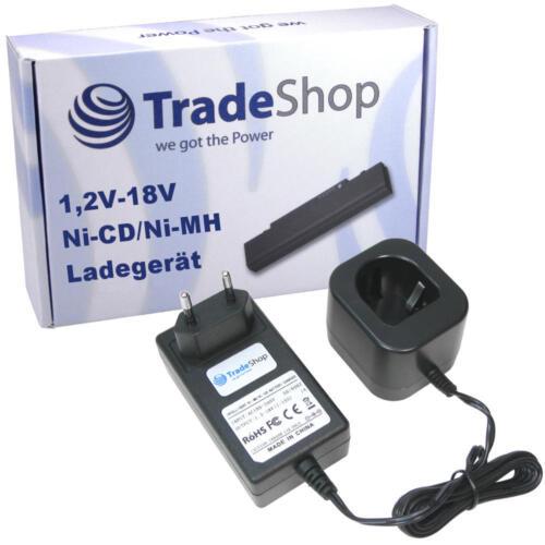 Chargeur de batterie 1,2v-18v station pour panasonic ey9066b pa-724 ez9001 ez9006