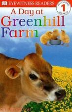 DK Readers: Day at Greenhill Farm (Level 1: Beginning to Read) - Acceptable - Ni