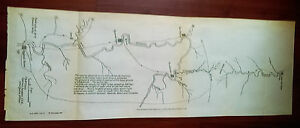 Spanish Philippines Map.Original 1902 Oquendo Nuevo Samar Spanish American War Philippines