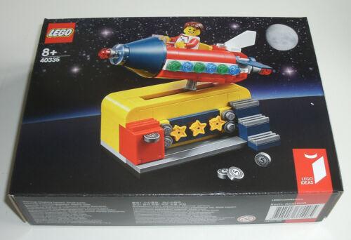 Weltraumrakete Space Rocket Ride 40335 Neu /& OVP LEGO IDEAS