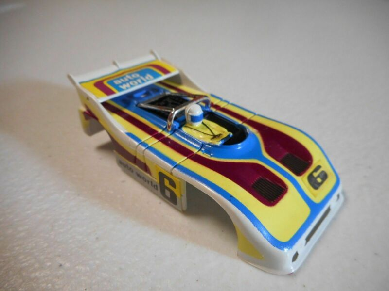 6 Aurora AFX A.W Slot Car Magnatraction T-Jet Newly Made Pick Up Shoes BTO 8775