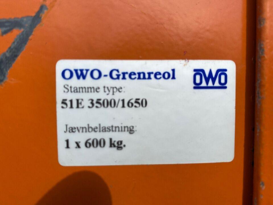 Grenreol, OWO