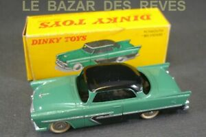 DINKY-TOYS-FRANCE-PLYMOUTH-BELVEDERE-REF-24-D-Boite