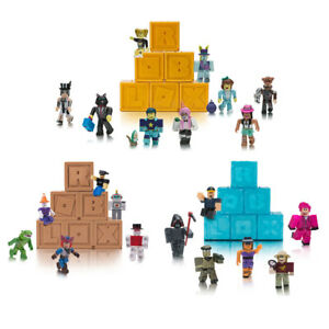 Roblox Mystery Mini Figures Series 1gold 2 3 Choose Your