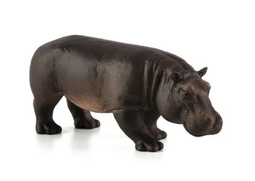 Mojo 387104 Rivière Cheval Hippopotame 13 cm Animaux Sauvages