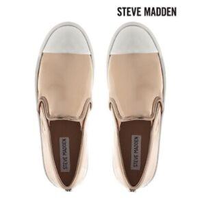 Steve Madden Eleete Rose Gold Toecap