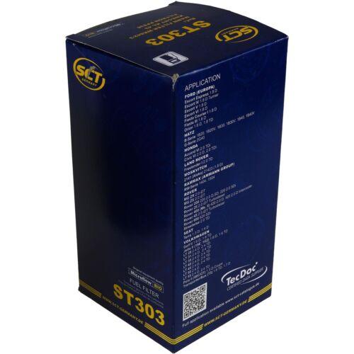 Original SCT Kraftstofffilter ST 303 Fuel Filter