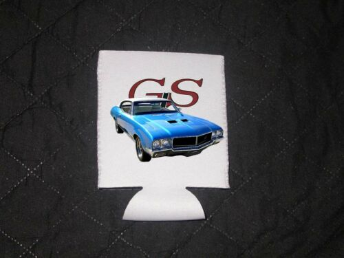 /& FREE SHIPPING MANY available NEW Buick Gran Sport Coozie Beverage insulator