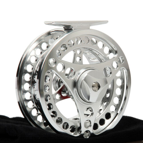 3//4 5//6 7//8 9//10WT Fly Fishing Reel CNC Machined Fly Reel with Line Optional