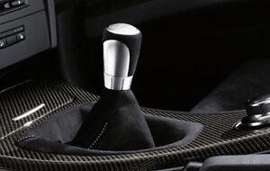 Genuine-BMW-E90-E91-E92-E93-3-Series-M-Performance-Gear-Stick-Gaiter-25110435849