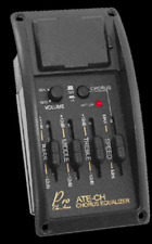ARTEC ATE-CH ACOUSTIC GUITAR PREAMP PICKUP KIT WITH PP607 PIEZO AND JACK
