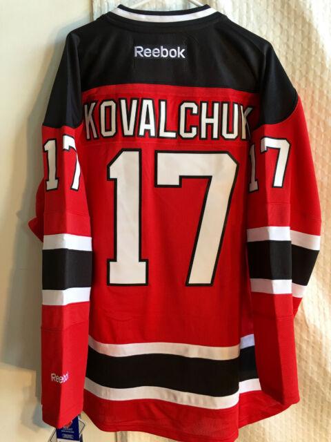 lowest price 5829e 04445 Reebok Premier NHL New Jersey Devils Ilya Kovalchuk Jersey Red sz S