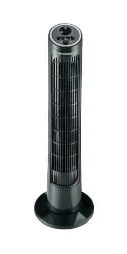 SILVERCREST Turmventilator STV 45 D5 schwarz Ventilator Standventilator