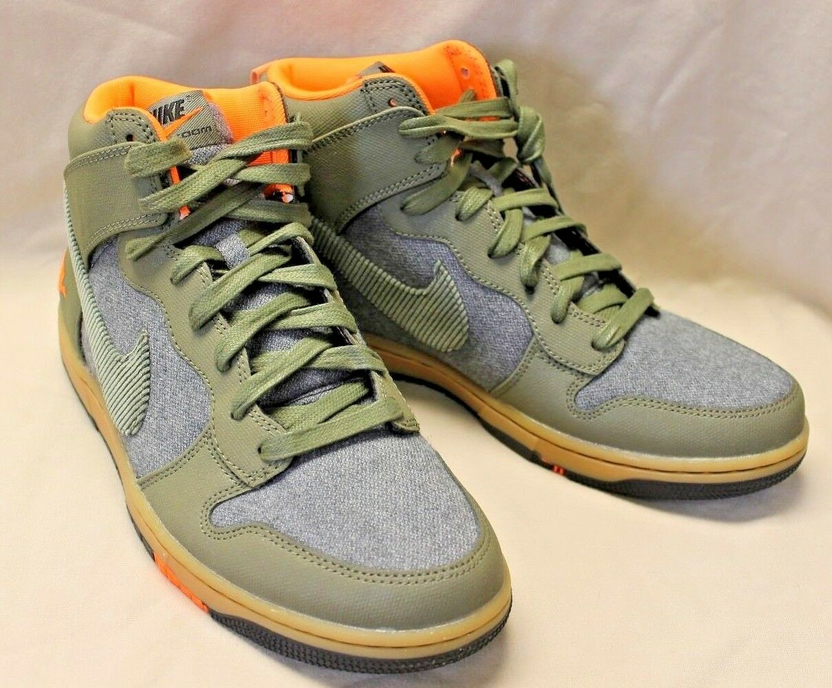 NIKE DUNK CMFT PRM 705433 200 ~ AWESOME  NEW