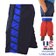 Mens-Basketball-Gym-Fitness-Workout-Athletic-Shorts-with-2-Pockets-M-XL-Fast-Dri thumbnail 2