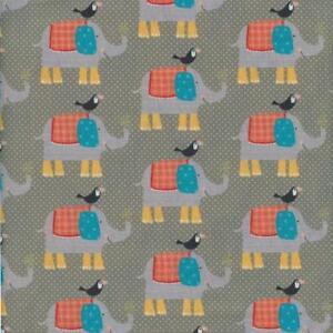 Текстиль Français Дамбо & Me детская ткань, 100% хлопок, шириной 115 см