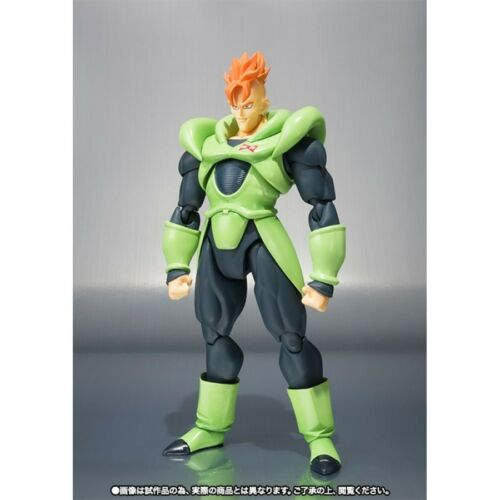 Bandai S.H Figuarts Dragon Ball Z Android NO.16 Action Figure NEW