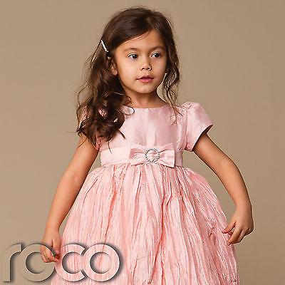 Girls Pink Dress, Bridesmaid Dresses, Flower Girl Dresses, Girls Dresses UK