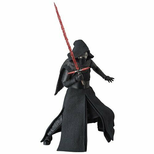 MAFEX Star Wars The Force Awakens Kylo Ren Action Figure