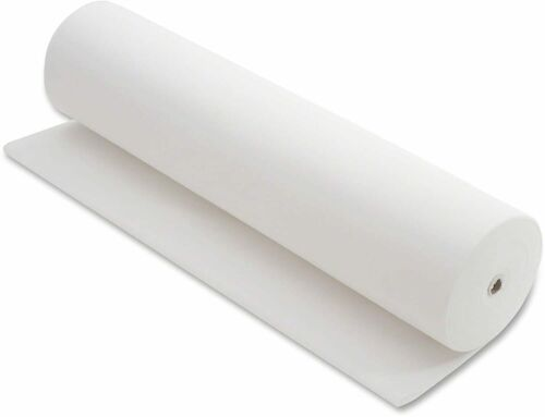 """Upholstery Craft  Base Cloth Lining Fabric White 60/"""" wide Corovin Dipryl"""