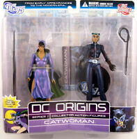 Dc Origins Series 1 Catwoman 6in Action Figure 2 Pk Dc Direct Toys on sale