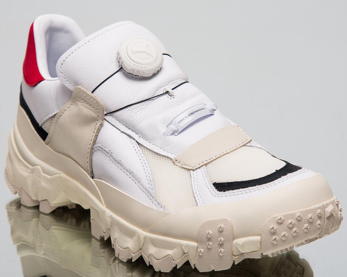 Puma x Han Kjøbenhavn Trailfox Disc Lifestyle shoes White New Sneakers 367313-01